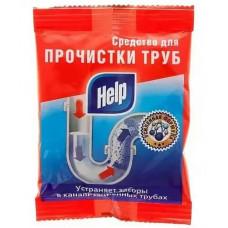 Хелп для прочистки труб 90гр саше/60