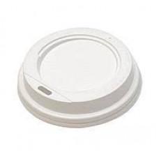 Крышка с питейником для бум. стакана 250мл D 80мм (100/2000)