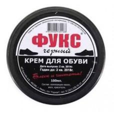 Крем для обуви ФУКС макси черный 1/112
